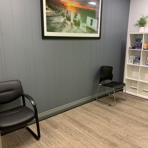 Complete Pelvic Floor Physio Waiting Room